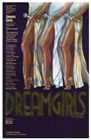 Dreamgirls (Broadway Musical) Wall Poster