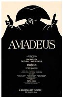 Amadeus (Broadway Play) Wall Poster