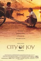 City of Joy Wall Poster
