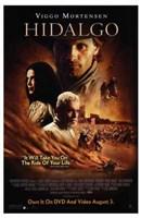Hidalgo - Movie poster Wall Poster