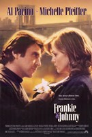 Frankie Johnny Wall Poster