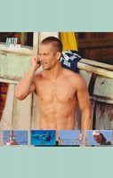 Into the Blue Paul Walker Wall Poster