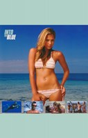 Into the Blue Tan Bikini Wall Poster
