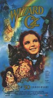 Wizard of Oz Wall Poster