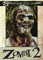 Zombi 2 Wall Poster