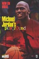 Michael Jordan's Playground Wall Poster
