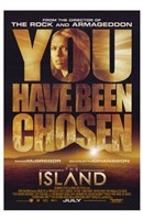 The Island - You have been chosen Wall Poster