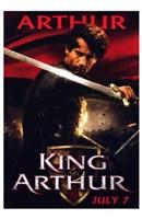 King Arthur - Arthur Framed Print
