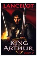 King Arthur - Lancelot Wall Poster