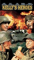 Kelly's Heroes - Characters Wall Poster
