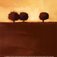 Meadowlands II Framed Print