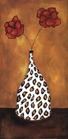 Safari Floral II Fine Art Print