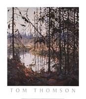 Northern River Fine Art Print