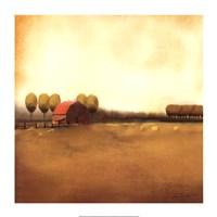 Rural Landscape II Fine Art Print