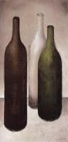 Trois Soldats I Framed Print