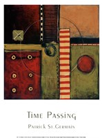 Time Passing Fine Art Print