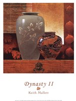 Dynasty II Framed Print