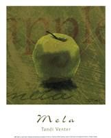 Mela Framed Print
