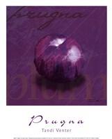 Prugna Framed Print