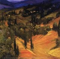 Classic Tuscany Fine Art Print