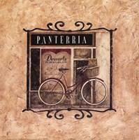 Panterria Framed Print