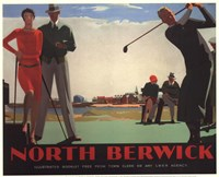 North Berwick (Golf) Fine Art Print