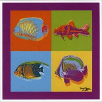 Happy Fishes Fine Art Print