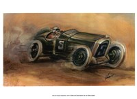 French Grand Prix 1914 Fine Art Print
