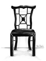 Designer Chair III Framed Print