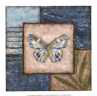 Butterfly Montage II Framed Print