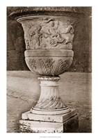 Versailles Urn I Framed Print