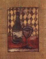 A Fine Wine I Fine Art Print