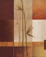 Contemporary Bamboo I Fine Art Print