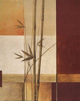 Contemporary Bamboo II Fine Art Print