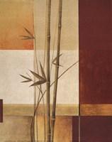 Contemporary Bamboo II Fine Art Print