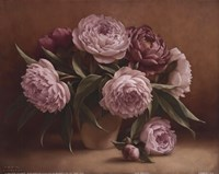 Pink Serenity I Framed Print