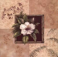 Aloha I - square Fine Art Print