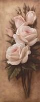 Pink Petals II Framed Print