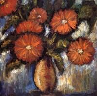 Orange Poppies I Fine Art Print