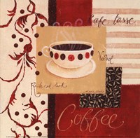 Velvet Coffee Fine Art Print
