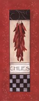 Chilies Fine Art Print