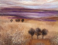 Heather Landscape II Fine Art Print