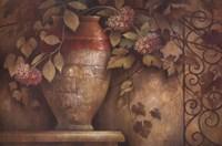 Affresco di Fiore I Fine Art Print