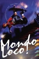 Skateboard - Mondo Loco! Fine Art Print