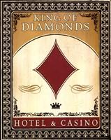 Hotel & Casino Fine Art Print