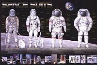 Space Suits Fine Art Print