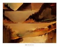 Behind the Curtain Fine Art Print