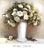 Blanc Parfait Fine Art Print
