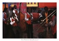 Dukes Dixieland Fine Art Print