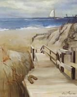 Coastal Escape Fine Art Print